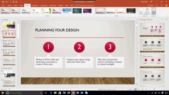 powerpoint presentation in the web free powerpoint slides more ...