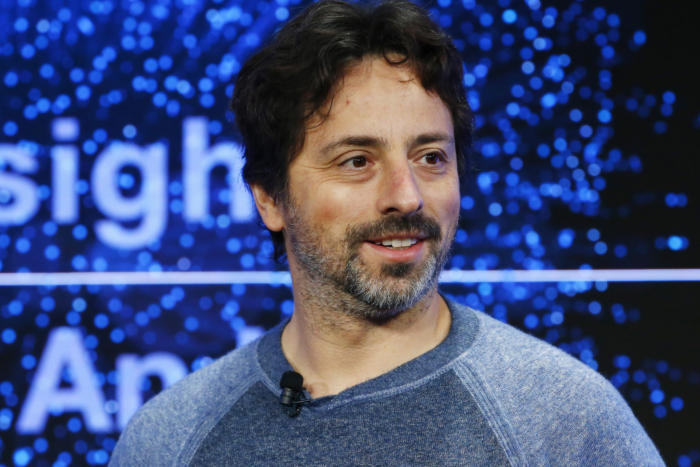 the leadership of sergey brin Before continuing, follow the link below to see a real interview of larry page and fellow googler, sergey brin.