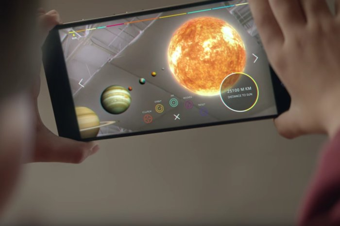 Google releases sdk for augmented reality apps on android for Android ar sdk